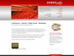 Eventuate Wellington Ltd | Conferences -Concerts - Public Events - Workshops - Event planning, or