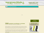 Blinds Specialists | Evergreen Blinds
