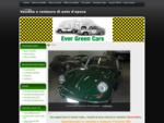 Vendita e restauro auto d epoca in particolare porsche, specializzato restaurazione porsche 356