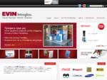 EVIN Intzoglou Stands displays | Αφισοθήκες | Plexiglass | Ψηφιακές εκτυπώσεις | Αυτοκόλλητα | PVC ...