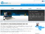 Publiseringsløsning og nettbutikk - EWAT CMS