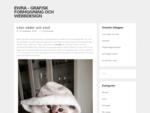 Ewra - Grafisk formgivning och webbdesign