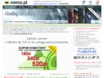 Tani Hosting dla firm, serwery reseller, niskie ceny eWroc. pl