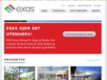 EXAS. no - Exas tilbyr hagestuer, innglassing, solskjerming (Pergola og Screens) og uterom i Levan