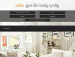 EXBO - gjà¸r din bolig synlig