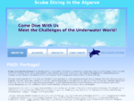 Scuba Diving in the Algarve