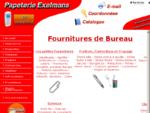 Papeterie Exelmans Paris Fournitures de bureau, Mobilier, Tampons, Plaques