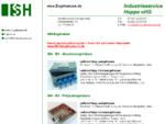 ISH Industrieservice Exgehäuse