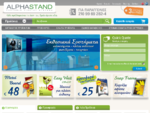 Exhibition Stands - Banner Stands - Exhibition Displays - Pop Up Stands And Displays - ALPHASTAND. GR