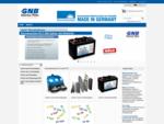 Sonnenschein Batterien direkt vom Hersteller - MADE IN GERMANY - wartungsfreie Gel Batterie, kein W