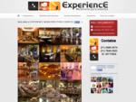 Experience Mobiliário para Eventos