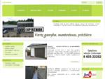 EXPERTDOOR - vartų gamyba, montavimas priežiūra