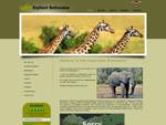 Explore Botswana - Reizen Botswana, Travel Botswana, Reisen Botswana
