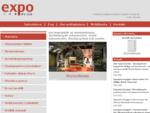 Mässmontrar monterdesign displaysystem expomarketing   Expoplus Stockholm