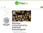 Expotec - looduslik kütus ja puidutooted