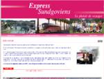 Express Sundgoviens Tourisme Voyages en Autobus, Excursions Alsace Europe en Bus