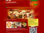 Express Pizza på Nørrebro - Online Bestilling levering