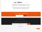 EXTENTO Solutions - Accueil
