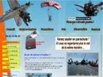 Ecole de parachutisme dans le sud de la france