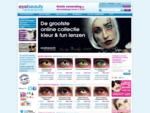 Grootste collectie kleurlenzen bij EyeBeauty. nl | Crazy Halloween contactlenzen | Carnaval ...