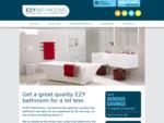 Ezy Bathrooms | Bathroom Products Auckland | Bath Vanity | Renovation
