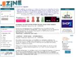 Ezine greek magazine Ελληνικό ηλεκτρονικό περιοδικό dvd ταξίδια jokes ζώδια γυναίκα διατροφή υγεία ...