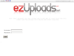 Easy Uploads - The best way to share your files