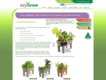 Raised Garden Beds - Raised Vegetable and Flower Garden Beds - ezyGrow Australia