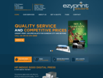 Quick Affordable, Design Print - Dunedin - Otago - Ezyprint Solutions