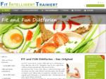 Fit and Fun Diätferien, Gregor Rossmann, Gesundheit, Abnehmen, Diätferien, Diätcamp, Gewichtsredukti