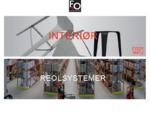 Kontormøbler - kontorinnredning - lagerinnredning - FO Innredning