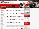 Oficjalne gadżety, odzież i akcesoria rajdowe Robert Kubica, Ferrari, Red Bull F1, Mercedes Lotu