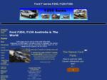 Ford F250 Sales Australia F250 F150