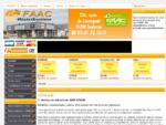 Faac Distribution - Accueil