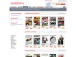 Tidningsprenumerationer, böcker och merchandise | Fabasshoppen. se