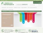 Vendita online prodotti per estetica, salute e fitness | Fabbrica Benessere