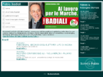 Fabio Badiali, candidato DS per la regione Marche