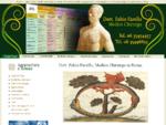 Dottor Fabio Farello esercita a Roma l'Agopuntura, Omeopatia, Omotossicologia e Nutrizione Clnica