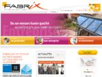Fabricant et poseur de menuiseries extérieures en PVC et aluminium | Fabrix Vienne (86) et Deux-Sèv