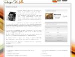 Fabrizio Di Lello - Web Designer - Programmatore - Portfolio