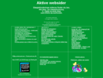 Aktive websider hos fachmann. dk