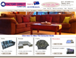 We make the furniture and sell it direct to you the public.