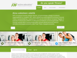 FAF 8211; Active Education | FAF on johtava ohjaajakoulutusorganisaatio, joka tarjoaa terveys-, h