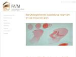 FAfM - Freie Akademie für Malerei Start