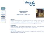 Herzlich Willkommen bei der Fahrradhandlung Helmuth Ebsen in Böklund !
