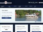 FAIR MARIN AB | Startsida Begagnade båtar, båtar till salu, begagnad båt, österåker, ...