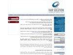 ניהול סכסוכים עסקיים - FairSolution