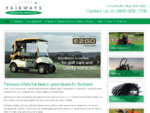 Welcome to Fairways Grass Machinery