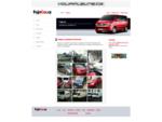 FAJNcar. cz - Autodoprava, autopůjčovna, mikrobusy, dodávky