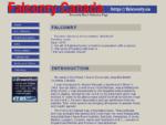 Falconry Canadas Home